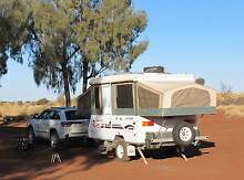 Jayco  Dove Outback Camper Trailer Parkdale Kingston Area Preview