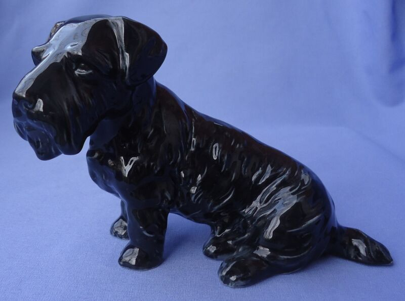 1950S SEALYHAM CESKY TERRIER METZLER ORTLOFF GERMANY DOG 7""