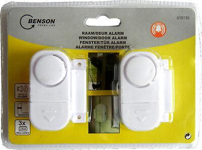 Alarm Fensteralarm Türalarm Sicherheit Einbruchschutz Sicherheitsset