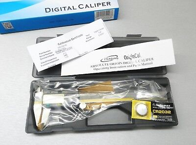 Igaging Origin Cal Absolute Origin Electronic Caliper 6-150mm Digital Ip54 S.s.