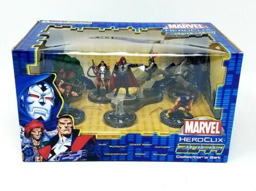 Heroclix Marvel Comics 2099 Collector Set WizKids Doom Hulk Punisher Ghost Rider