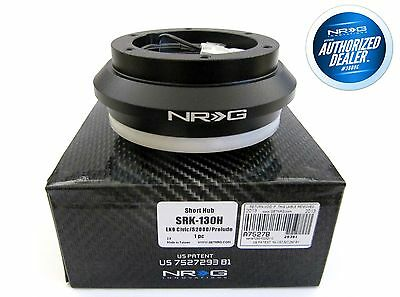 NRG Short Hub Steering Wheel Adaptor Honda EK Civic S2000 Pr​elude CRV SRK-130H