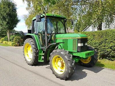 John Deere 6400 Tractor 4WD - 1997 - 5858 Hours
