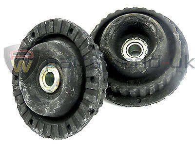 PAIR Alfa Romeo GT Front Top Shock Absorber Rubber Mounts 60625002 New...