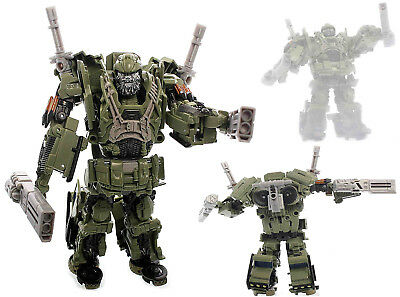 Hasbro C2357 Transformers Movie 5 Autobot Hound Premier Voyager The Last Knight