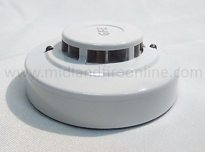 Conventional Heat Detector BASE INC - Global Fire Equipment NWD or FREE UK P&P Detector Base