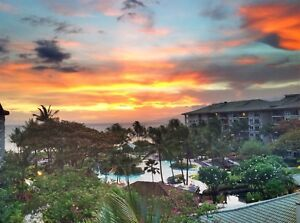 Oceanfront Westin Maui Jan 25-Feb 01