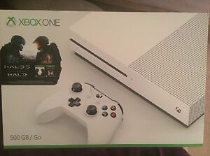 Xbox One Brand New With receipt (unopened)