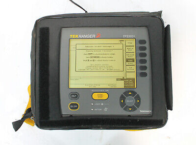 Tektronix Tfs3031 Tekranger Mini Optical Time-domain Reflectometer Opt 03 24