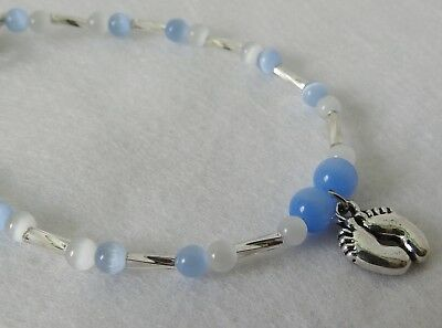 BABY BOY Memorial Infant loss BRACELET Jewelry  Miscarriage/stillbirth/loss Baby Boy Jewelry