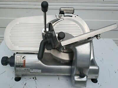 Hobart 2612 Meat And Cheese Slicer 12 Manual 12 Hp