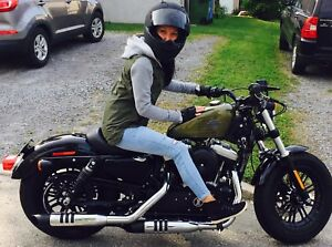 Harley Davidson sportster 1200cc forty eight 2016