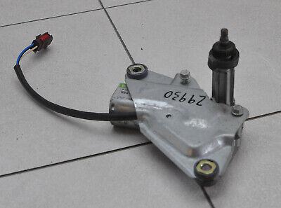 Peugeot 106 II S2 (96-03) Heckwischer Wischer Motor hinten VALEO #29930-H27 106 Electric Screen