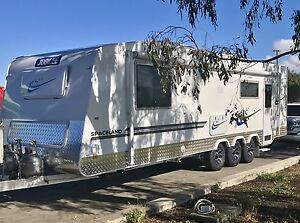 A 2017 new 28ft Tri Axle Spaceland Jubilee! Surfers Paradise Gold Coast City Preview