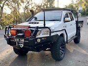 2012 Toyota hilux 4x4 turbo diesel rwc Brunswick Moreland Area Preview
