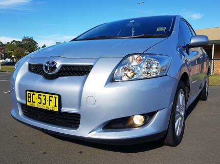 2009 TOYOTA COROLLA CONQUEST AUTO, LADY OWNER FROM NEW, LONG REGO