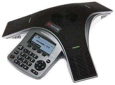 Polycom Soundstation Ip5000 2201-30900-001 Ip Voip Poe Conference Phone B Stk