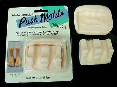 Глинистые формы AMACO Polymer Clay PUSH