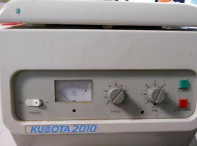 Kubota 2010 Clinical Centrifuge