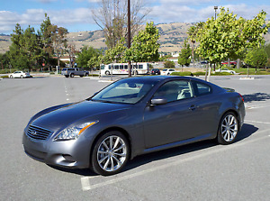 2010 Infiniti G37 Journey Sport Coupe *Showroom Condition*