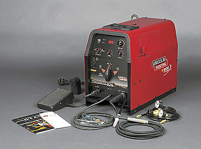 Lincoln Precision Tig 225 K2535-1 Ready-pak