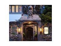 Guest Services Attendant (Hotel Porter/Concierge), Old Parsonage Hotel - £17,000 per annum