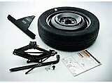 Ford Fiesta spare wheel and kit
