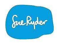 Shop Assistant at the Sue Ryder shop, 47-47a South Street, Bishops Stortford, Herts CM23 3AG