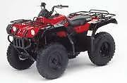 YAMAHA GRIZZLY 600 1998 PIECE