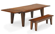 Canadian Made Traditional Craftsmanship Solid Wood Furniture