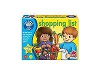 Orchard Toys Shopping List game AND Shopping List Extras Game