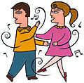 Learn to dance the Modern Way of Square Dancing