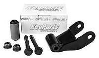 CHEV/GMC REAR SPRING HANGER AND SHACKLE KIT
