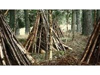 Family Bushcraft Day (Saturday 8th April)