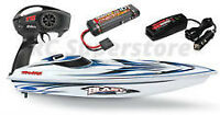TRAXXAS BLAST RACE BOAT, RTR w/TQ 2.4Rx Loads of fun