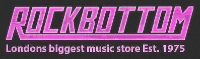 Rockbottom Music Store
