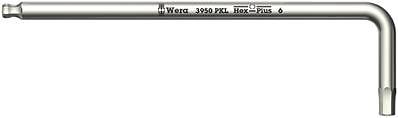 Winkelschraubendr. 6kt. 10,0mm rostfr. Wera E/D/E Logistik-Cente