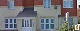 115 Walton Lane new build flat opposite Stanley Park, 2 bedroom 1st floor with parking space