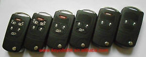 Chrysler Dodge Jeep Liberty Replacement Switchblade Key Remote
