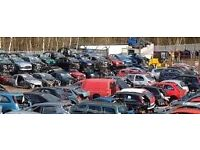 scrap cars wanted for motor sport