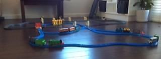 Thomas the Tank Engine Track & Road Set