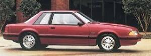 Wanted Mustang 87-93 5.0 liter,Manual, Mint,Trunk,Foxbody