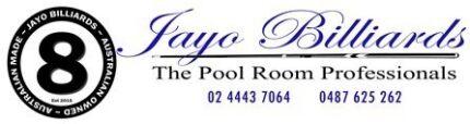 Jayo Billiards Relocation & Reclothing