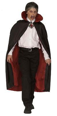 Dracula, Teufel WENDE UMHANG m. KRAGEN, Kinder Vampir - Deluxe Vampir Kind Kostüme