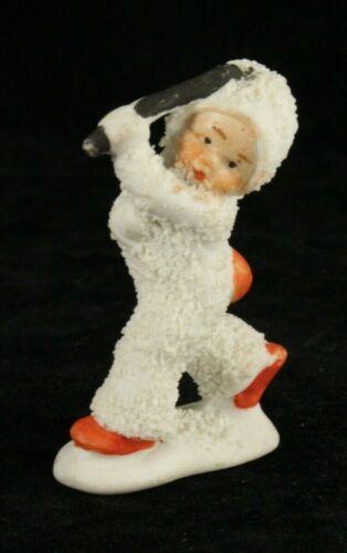 Bisque Music Band GERMANY Christmas SNOW BABY German Snowbabies Santa