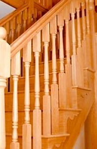 Stairs balusters