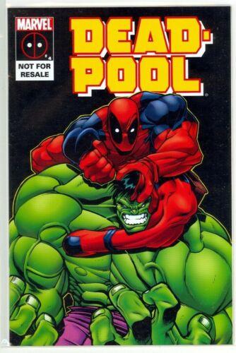 DEADPOOL #4 Jimmy Palmiotti Paul Chadwick Marvel Legends VF/NM (9.0)
