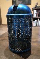 Sifon Antiguo Proteccion Malla Color Azul Electrico -  - ebay.es