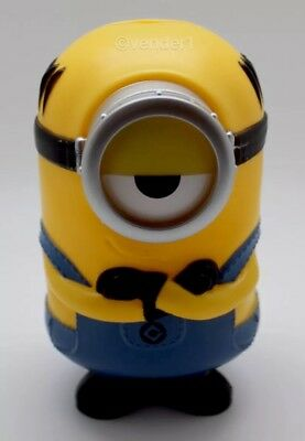 Despicable Me Minions Theater Cup Piggy Bank Collectible Stuart - Collectible Minions