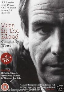WIRE IN THE BLOOD COMPLETE SERIES 1 2 3 4 5 6 DVD Box Set Season New Sealed UK